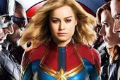 """Captain Marvel mạnh đến mức đạo diễn Avengers lo các siêu anh hùng khác bị """"ra rìa"""""""