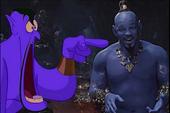 """Thần Đèn Will Smith trong Aladdin trở thành """"vựa muối"""" để cư dân mạng chế ảnh nhờ tạo hình quá tệ"""