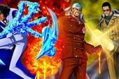 One Piece: Vì sao các Đô Đốc Hải Quân đều sở hữu những trái ác quỷ vô cùng mạnh mẽ?