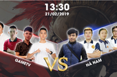 """""""Chủ tịch"""" Chim Sẻ Đi Nắng thử tài Hoàng Mai Nhi và cái kết nào cho trận so tài giữa GameTV vs Hà Nam"""