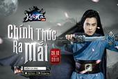 Kiếm Ca VNG chính thức ra mắt 26/12, tuyệt phẩm MMORPG 3D không thể bỏ lỡ