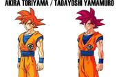 """Các nhân vật trong Dragon Ball qua nét vẽ của """"cha đẻ"""" và """"cha nuôi"""" khác nhau thế nào?"""