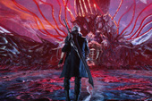 Devil May Cry 5 ẩn chứa 1 kết thúc bí mật khiến cho game thủ phải giật mình