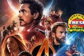 """Hành trình """"phá đảo"""" vũ trụ siêu anh hùng của Marvel trên Rotten Tomatoes (P1)"""