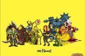 """LMHT: Chương trình hoạt hình kinh điển """"Gia Đình Simpson"""" sắp sửa ra mắt tập phim đặc biệt về LMHT"""