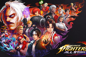 """The King of Fighters All Star - game mobile ARPG thương hiệu """"Quyền Vương"""" sẽ ra mắt trong năm nay"""