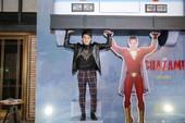 """Cris Devil Gamer """"quẩy tẹt ga"""" cùng Shazam trong buổi công chiếu siêu phẩm nhà DC"""