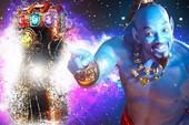 Thần đèn của Aladdin với Găng tay vô cực của Thanos: Cái nào mạnh hơn?