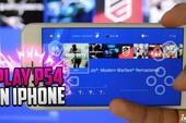 Giấc mơ có thật: Đã có thể chơi game độc quyền PS4 trên điện thoại và máy tính bảng