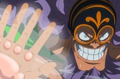 One Piece: Jesus Burgess là một tộc nhân của bộ lạc ba mắt, người sẽ giúp Râu Đen khám phá phiến Poneglyphs?