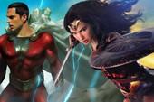 Liệu siêu anh hùng Shazam có đủ sức mạnh tranh tài với chị đại Wonder Woman?