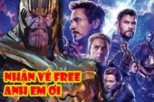 Tặng 264 vé suất chiếu sớm Avengers: Endgame tại Hà Nội và Hồ Chí Minh ngày 25/4