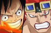 One Piece: Eustass Kid và Luffy Mũ Rơm, ai là siêu Tân tinh mạnh hơn trong 1 cuộc đấu tay đôi?