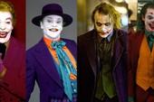 5 tên Joker được bê lên màn ảnh rộng, đâu mới là gã hề điên loạn nhất?