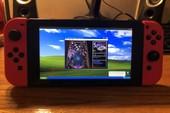 Nintendo Switch có thể cài được cả Windows XP, chơi được game Pinball 3D luôn