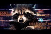 """Gấu mèo cô đơn nhất vũ trụ Rocket Racoon sẽ kết thúc hành trình ở """"Guardians of the Galaxy""""?"""
