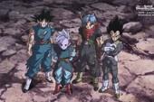 Super Dragon Ball Heroes: Không chỉ một, Goku được cứu tới 2 lần khỏi nhóm chiến binh vùng lõi