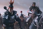 Total War: Three Kingdoms - Chiến thần Lữ Bố một mình chống lại 2,000 dễ như ăn cháo