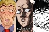 5 nhân vật có khuôn mặt biến thái vô liêm sỉ bậc nhất trong anime - manga