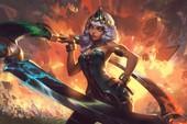LMHT: Chi tiết bộ kĩ năng của Nữ hoàng Nguyên tố Qiyana - Thêm một siêu sát thủ vật lí nữa xuất hiện