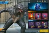 """PUBG Mobile: Tổng hợp phần thưởng từ chuỗi sự kiện """"King of Monsters"""", Khung Godzilla hot nhất"""