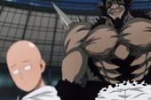 """One Punch Man mùa 2 tập 21: Saitama lạnh lùng tung cú """"tất sát"""" hạ gục quái vật Bakuzan"""