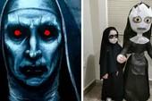 """Cô bé 3 tuổi tổ chức sinh nhật theo phong cách """"ác quỷ Valak"""" khiến dân mạng một phen trầm trồ"""