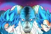 Spoiler Dragon Ball Super chapter 49: Phù thùy Moro bị phong ấn, một siêu ác nhân mới xuất hiện phá tan vũ trụ 7?