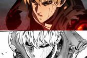 One-Punch Man: So độ ngầu của Genos trong trận chiến với người máy G4 ở phiên bản Anime và Manga
