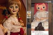 Búp bê ma Annabelle ngoài đời có thật đã phóng hỏa, giết người như trong phim?