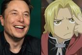 Có thể bạn chưa biết: tỷ phú Elon Musk cũng là fan ruột của anime!