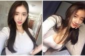 Đứng hình trước vòng một khủng của hot girl Hàn Quốc, dáng đẹp như người mẫu