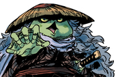 One Piece: Cửu Hồng Bao Kawamatsu có thể là Người Cá hay thuộc 1 chủng tộc mới chưa được nhắc đến