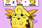 """Đố vui: """"Phối ghép"""" Pikachu với Mewtwo sẽ ra Pokemon gì? Hãy để website này trả lời câu hỏi đó!"""