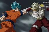 Super Dragon Ball Heroes tập 13: Goku gục ngã khi đối đầu với Super Hearts cho dù đã hóa Super Saiyan Blue
