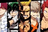 Boku no Hero Academia: Khi vũ trụ siêu anh hùng của thế giới manga cũng hay chẳng kém gì DC, Marvel!
