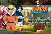 """""""Naruto Truyền Nhân Làng Lá"""" game HOT cho fan Naruto chính thức ra mắt hôm nay 17/07"""