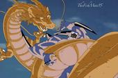 """Dragon Ball: Hóa ra Goku cũng có thể sử dụng kỹ thuật """"đấm phát chết luôn"""" giống Saitama trong One-Punch Man"""