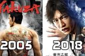 Xếp hạng các phần game Yakuza hay nhất từ trước đến nay (P1)
