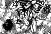 Attack On Titan chap 119: Eren bị bắn bay đầu, nát gáy... đối diện với cái chết cận kề