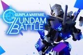 Chi tiết về Gundam Battle: Gunpla Warfare - Game mô phỏng lái robot chiến đấu cực chất