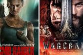 Những bộ phim siêu phẩm được làm dựa trên cốt truyện game nổi tiếng