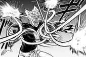 One Punch Man: Liệu Garou đã vượt mặt được sư phụ Bang hay chưa?