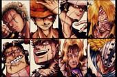 One Piece: Hé lộ thiết kế tàu của hải tặc Kid và nhóm Siêu Tân Tinh
