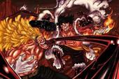 One Piece: Luffy bộc phát hình thức mới của Gear 4 để chiến đấu với Bullet trong Stampede?