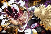 """Hé lộ hình dáng và sức mạnh """"đáng gờm"""" của 2 trái ác quỷ mới xuất hiện trong Movie One Piece Stampede"""