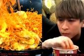 Livestream thực hiện thử thách ăn mì siêu cay trộn sầu riêng, cô nàng 22 tuổi suýt tử vong