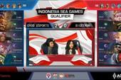 """""""Team Flash"""" của Liên Quân Mobile Indonesia dự SEA Games, fan lo: """"Phép màu mới thắng được VN"""""""