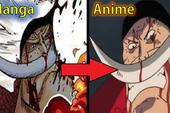 One Piece: Luffy rạch mặt và 10 điểm khác biệt giữa manga và anime