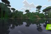 Minecraft chính thức được hỗ trợ công nghệ đồ họa Ray Tracing, hình ảnh đẹp siêu tưởng